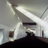 LIGHT-BEAMS FOR THE SKY OF A TRANSFER CORRIDOR2